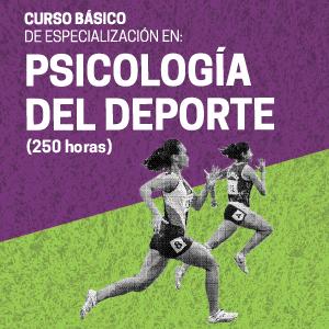 Curso Básico Psicología del Deporte 2020