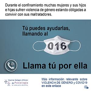 Información relativa a Violencia de Género